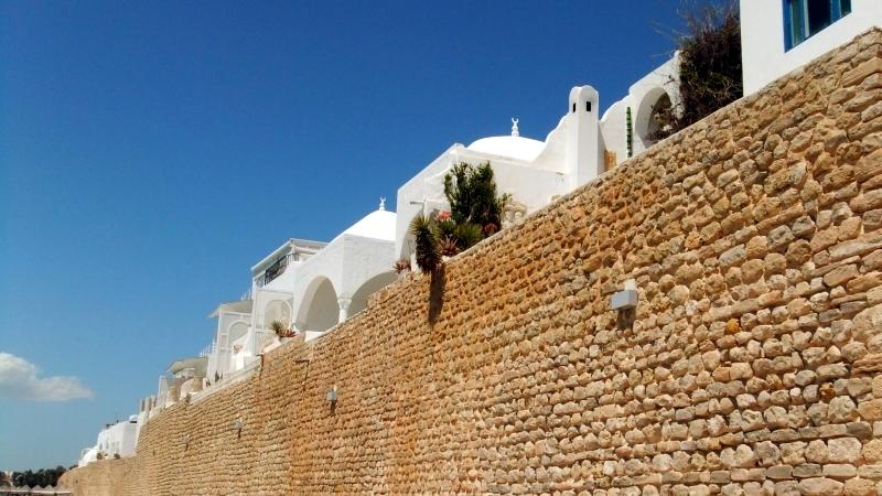 Tunis - Hammamet medina