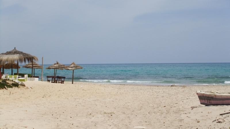 Tunis - Hammamet beach