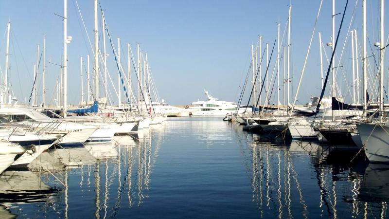 Tunis - Hammamet marina