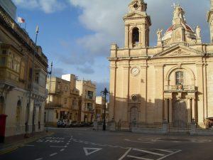 Malta - square