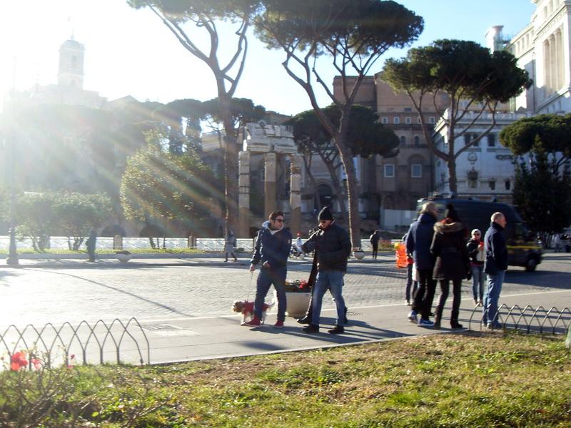 Roma - ragazzi Italiani