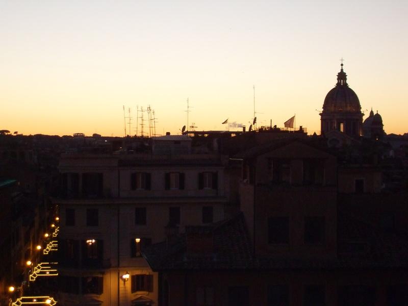 Buona sera di Roma