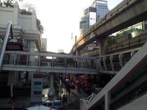Thailand - Bangkok, railway