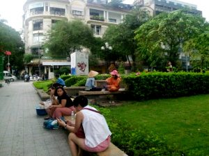 Ho Chi Minh - City centre