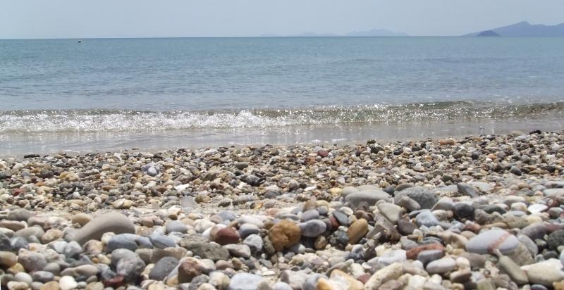 Kos - Waves. Kardamena beach