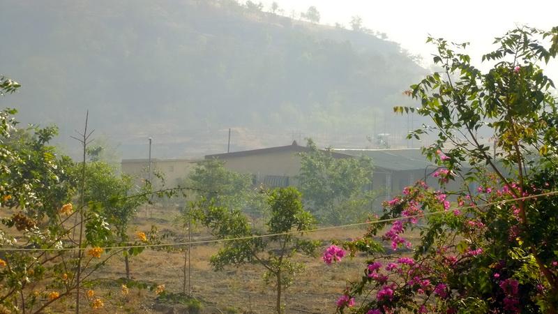 India - Vipassana centre