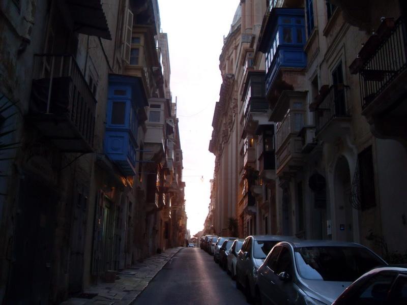 Malta - Valetta old town