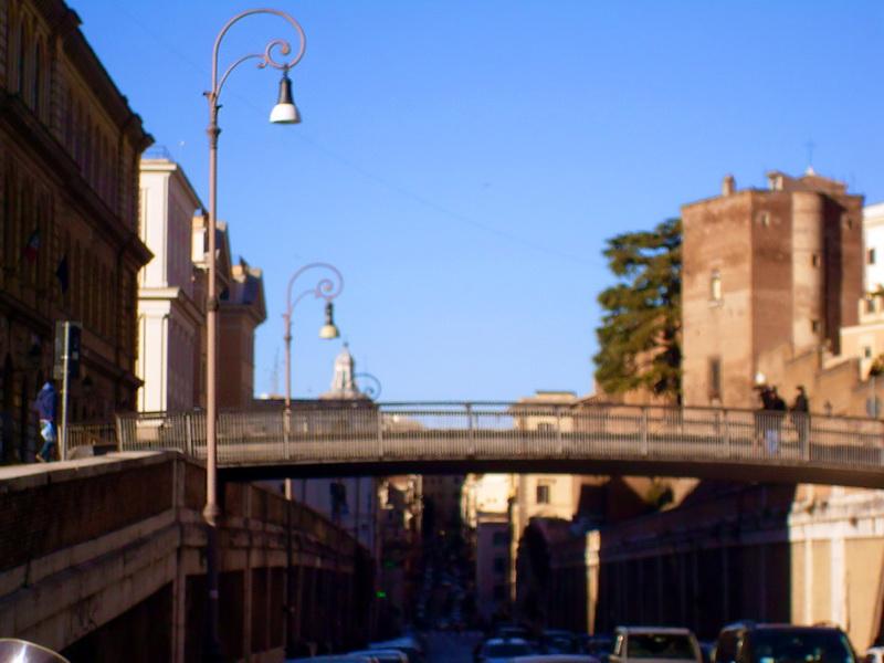 Roma per strada